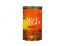 Muntons Amber Canned Malt Extract 1.5 Kg